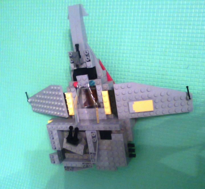 LEGO MOC - In a galaxy far, far away... - Imperial Star Fighter
