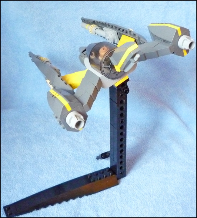 LEGO MOC - In a galaxy far, far away... - Pursuit