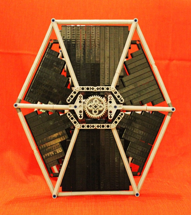 LEGO MOC - In a galaxy far, far away... - Tie Fighter /technic/