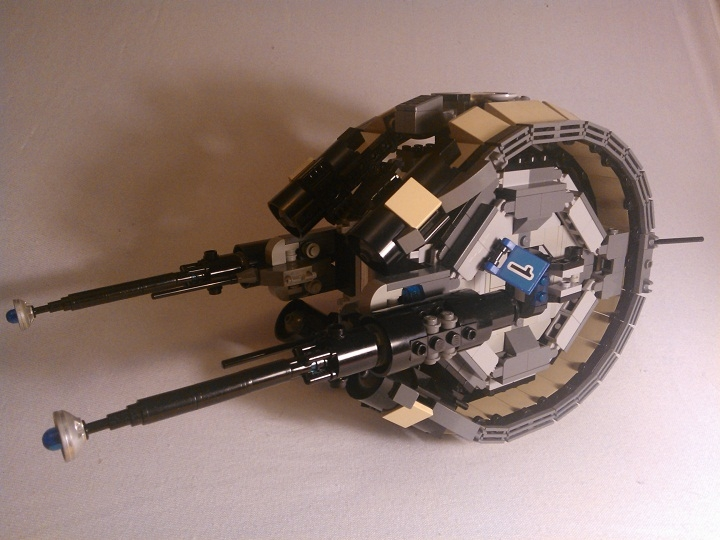 LEGO MOC - In a galaxy far, far away... - Moon-41