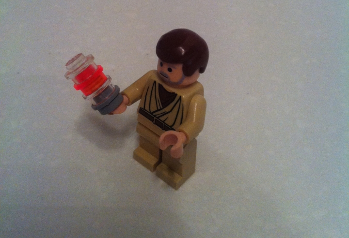 LEGO MOC - Because we can! - Thomas Edison's Laboratory. Invention of electric light bulb