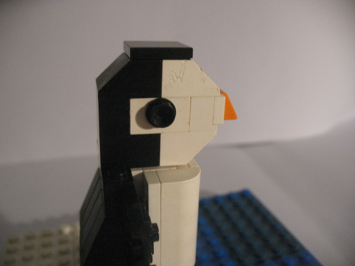 LEGO MOC - 16x16: Animals - Penguin