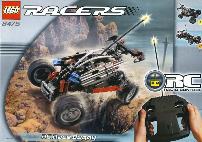 Bricker Parte Lego 5292 Electric Motor Rc Race Buggy